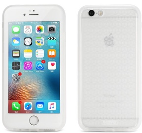 Remax Journey Waterproof Double-Side Case For Apple iPhone 7 Plus/8 Plus Transparent