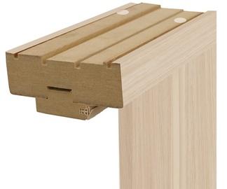 Durvju kārbas Classen 206,5x9x3cm, vertikālā daļa, gaišs osis