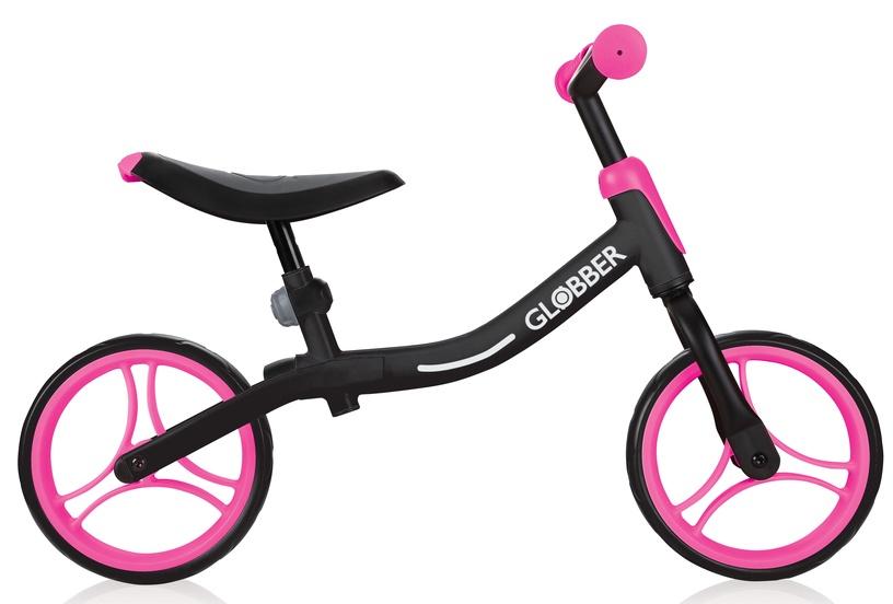 Globber Go Bike Balance Bike 610-132 Pink/Black