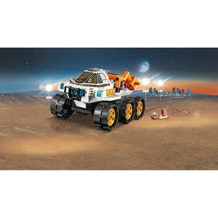 Konstruktorius LEGO City Rover Testing Drive 60225