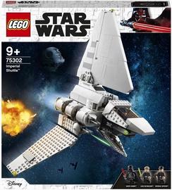 Конструктор LEGO Star Wars Имперский шаттл 75302, 660 шт.