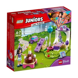 Konstruktors LEGO Juniors Emma's Pet Party 10748
