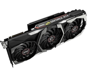 MSI GeForce RTX 2080 Ti GAMING X TRIO 11GB GDDR6 GEFORCERTX2080TIGAMINGXTRIO