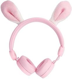 Ausinės Forever AH-100 Bunny Pink