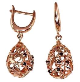 Diamond Sky Gold Earrings Pamela III