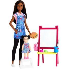 Mattel Barbie You Can Be Anything Art Teacher Doll GJM30
