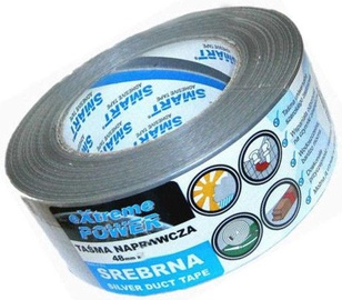 SMART Extreme Power Duct Tape 25m Silver