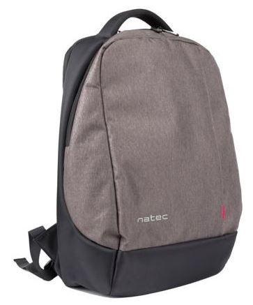 """Natec Notebook Backpack 15.6"""" Black/Grey"""