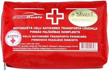 AutoDuals First Aid Kit Bag