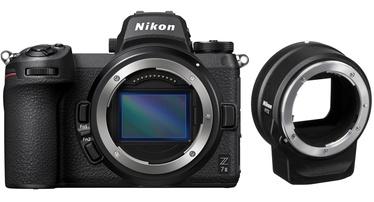 Süsteemne fotoaparaat Nikon Z 7 II + FTZ Mount adapter