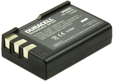 Aku Duracell Premium Analog Nikon EN-EL9/EN-EL9e Battery 1050mAh
