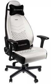 Noblechairs Gaming Chair ICON White/Black