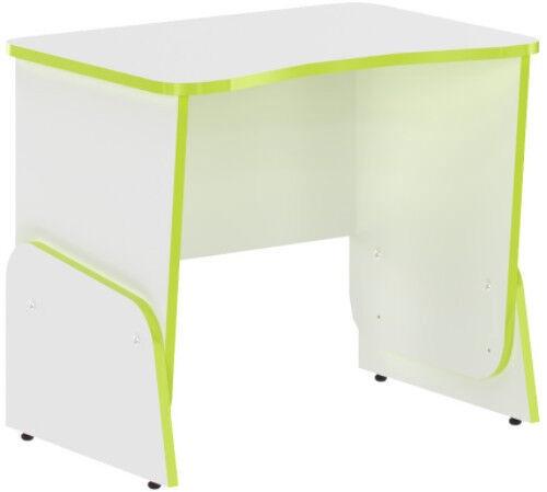 Skyland STG 7050 Gaming Table White/Lime