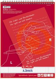 Herlitz Spiral Pad A4 x.book Red 11325842
