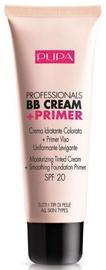 Pupa BB Cream + Primer SPF20 50ml 001