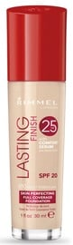 Rimmel London Lasting Finish 25h Foundation 30ml 010