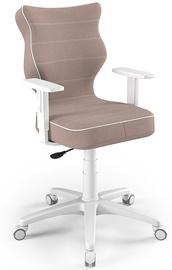 Детский стул Entelo Duo JS08, белый/кремовый, 375 мм x 1000 мм
