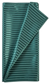 Home4you Linik Silk Stripe 43x116cm Green