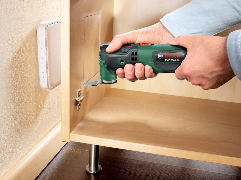 Bosch PMF 250 CES w/ Accessory Set 250W