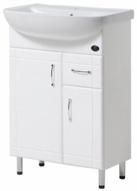 Julius Trading Econom T0038 Cabinet 510x820x281mm White