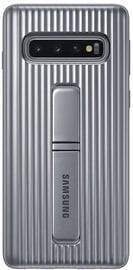 Samsung Protective Standing Cover For Samung Galaxy S10 Silver