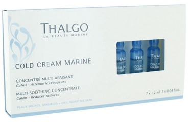 Thalgo Cold Cream Marine Multi-Soothing Concentrate 7 x 1.2ml
