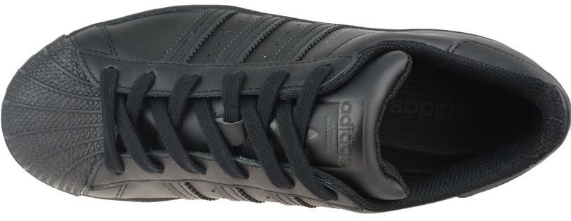 Adidas Superstar JR FU7713 Black 38 2/3