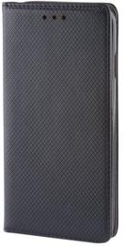 Mocco Smart Magnet Book Case For LG Q7 Black