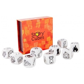 Galda spēle Brain Games Rory's Story Cubes