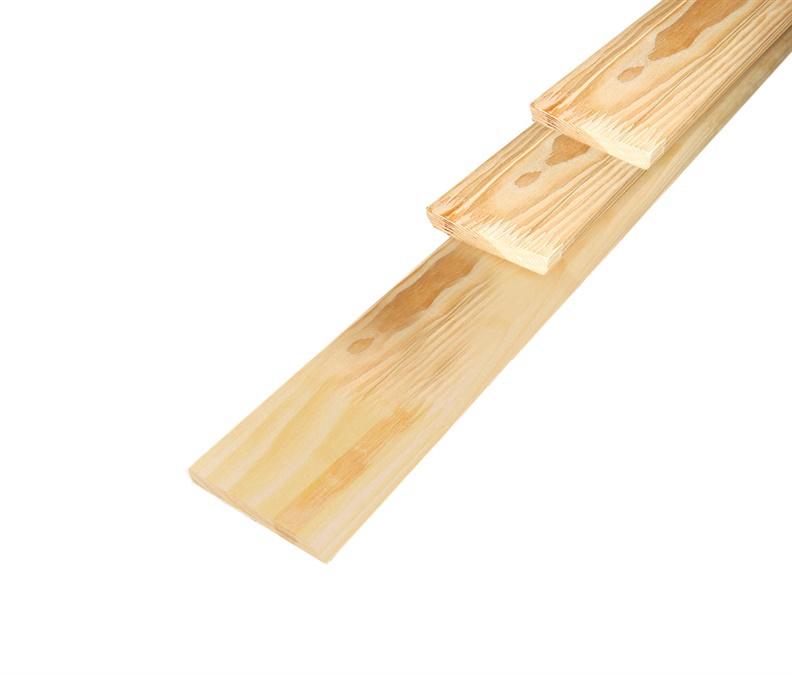 Uksepiire Vigrima Door Edging 1.4x7x230cm Pine