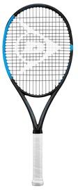 Tennisereket Dunlop FX 700, sinine/must