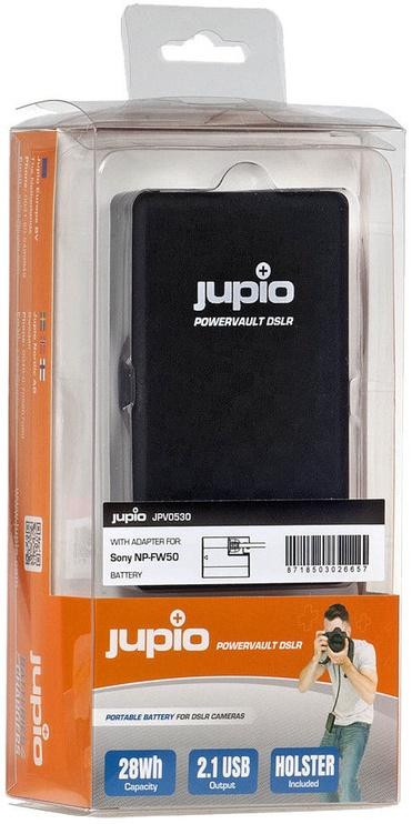 Jupio PowerVault DSLR NP-FW50 28Wh