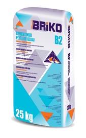 Plaadisegu Briko B2, 25 kg