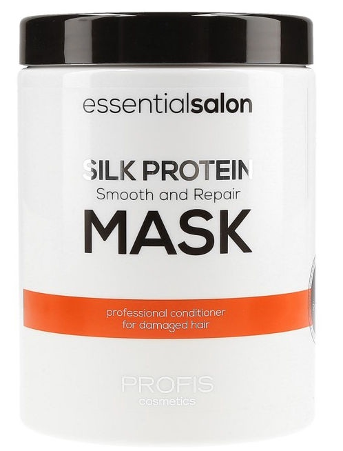 Kaukė plaukams Profis Silk Protein, 1000 ml