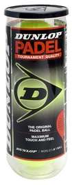 Dunlop Premium Padel Tennis Ball 3pcs