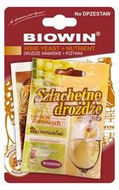 Maistinių vyno mielių rinkinys Biowin, 2 vnt