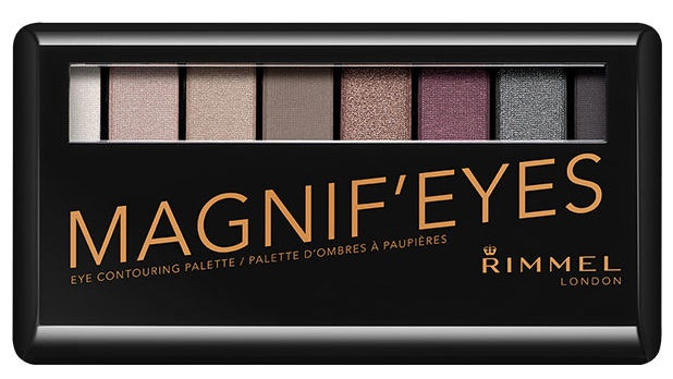 Rimmel London Magnif'Eyes Eye Contouring Palette 7g 03