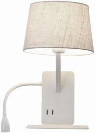 Lampa Light Prestige Dakota LP-2121/1W L WH, 60 W, 1 gab.
