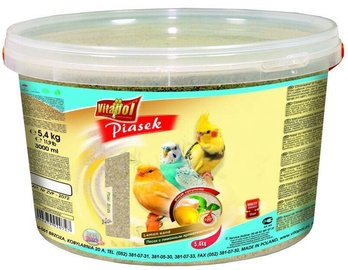 Vitapol Lemon Sand For Birds 5.4kg