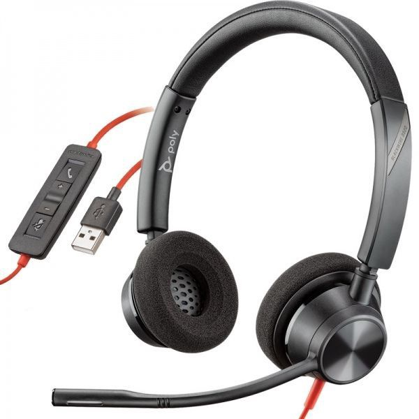 Ausinės Plantronics Blackwire C3320