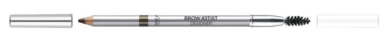 Uzacu zīmulis L´Oreal Paris Brow Artist Designer Deep Brown, 1.2 g