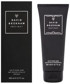 David Beckham Instinct 200ml Shower Gel