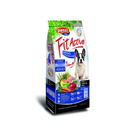 Panzi FitActive Hypoallergenic Small Adult Fish & Apple 4kg