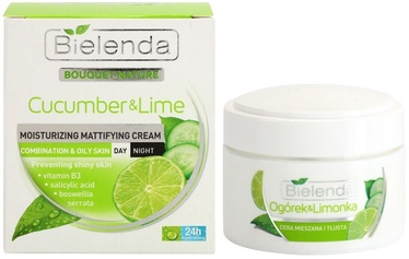Bielenda Cucumber & Lime Cream 50ml