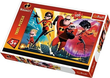 Trefl Puzzle Incredibles 2 100pcs
