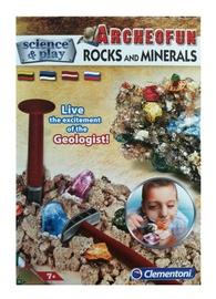 Žaidimas uolienos ir mineralai 60431