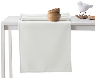 AmeliaHome Empire AH/HMD Tablecloth Set Cream 115x200cm/30x200cm 2pcs