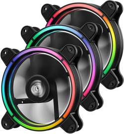Enermax T.B RGB 120mm 3 Fan Pack UCTBRGB12-BP3