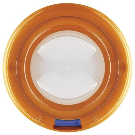 Elektrooniline köögikaal ViceVersa Buble 13022, oranž