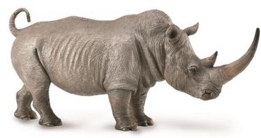Žaislinė figūrėlė Collecta White Rhinoceros 88852